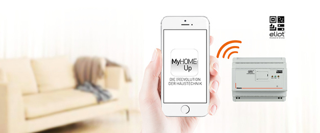 MyHOME / MyHOME_Up bei JK Elektrotechnik in Calden